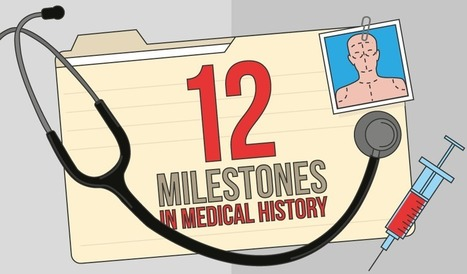12 Milestones In Medical History | Anthony Nolan – Our Stories | History of Immunology | Scoop.it