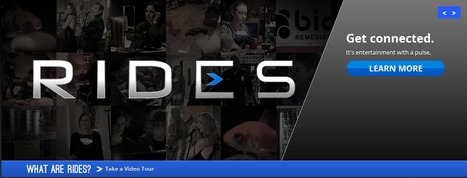 The Next Generation of [Transmedia] Storytelling: RIDES.TV | Transmedia: Storytelling for the Digital Age | Scoop.it