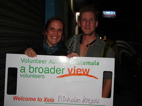 "Volunteer review Nicholas Krejchi Quetzaltenango Guatemala Health Care Program | ""#Volunteer Abroad Information: Volunteering, Airlines, Countries, Pictures, Cultures"" | Scoop.it"
