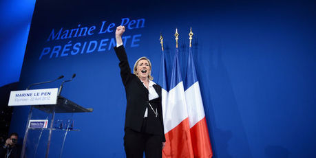 LeMonde.fr : La droite est menacée par une vague FN aux législatives   LYFtv - Lyon   Scoop.it