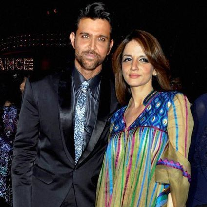 End of 17-year relationship Hrithik Roshan's split with wife Sussanne | News | FanPhobia - Celebrities Database | Celebrities and there News | Scoop.it