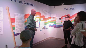 GLBT Central Florida history exhibit chronicles victories and losses | PinkieB.com | Gay and Lesbian Life | Scoop.it