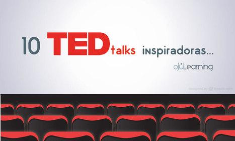 10 charlas TED inspiradoras, con la #educación como punto en común. | Aulatech | Scoop.it