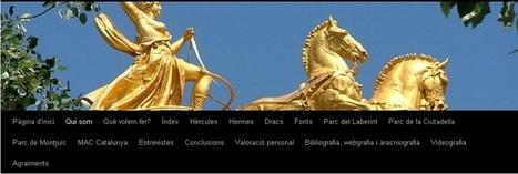 Itinerant la Barcelona mitològica | El fil del mite grec | Referentes clásicos | Scoop.it
