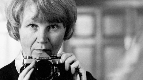 Why Looking for Light: Jane Bown is the one film you should watch this week – video | CAU | Scoop.it