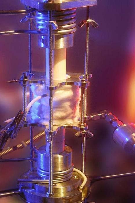 Chemically storing solar power   Science   Scoop.it