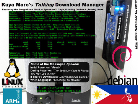 Talking Download Manager | Raspberry Pi | Scoop.it
