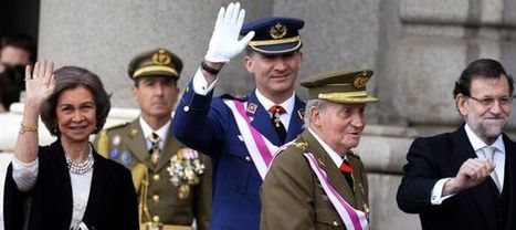Le roi Juan Carlos abdique | La famille royale espagnole | Scoop.it