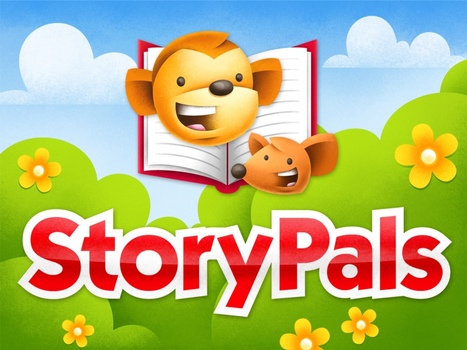 Great app deal: StoryPals by Eric Sailers | Apps for Special Education | Scoop.it