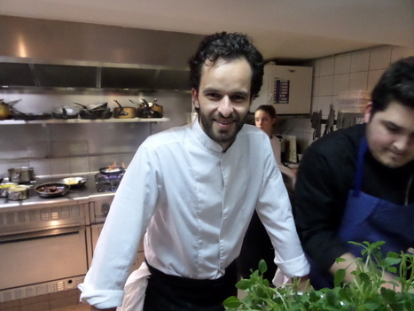 Miniatures, restaurant Paris 16e - les miniatures de Yoni | Coups de coeur | Epicure : Vins, gastronomie et belles choses | Scoop.it