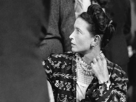 International Women's Day 2015: Celebrating the whirlwind wit of Simone de Beauvoir #feminism | Exploring Feminism | Scoop.it