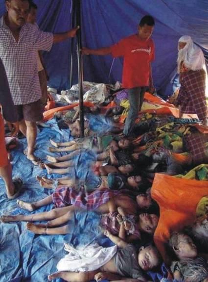 Massacre à huis-clos des Birmans Musulmans, le silence honteux des médias | CRAZY PRESS | Scoop.it