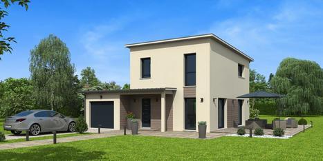 La vente de maison individuelle progresse de 14% sur un an | Fci Immobilier | Scoop.it