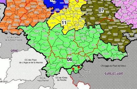 [Sud de l'Eure] Le point sur la fusion des Communautés de communes | Actualité et tourisme  Sud de l'Eure | Scoop.it