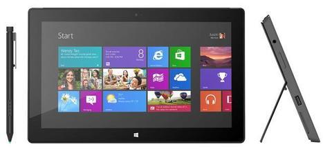 Microsoft Surface Pro estará en el mercado en enero, desde 899 dólares | One more thing | Scoop.it