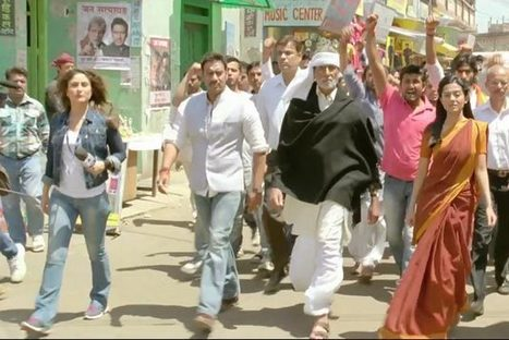 Satyagraha first weekend box office collection | Bollywood Updates | Scoop.it