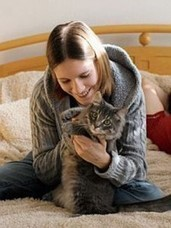 Loving Pet Owners Score High in Neuroticism - PsychCentral.com (blog) | Educación, mucho más que enseñar | Scoop.it