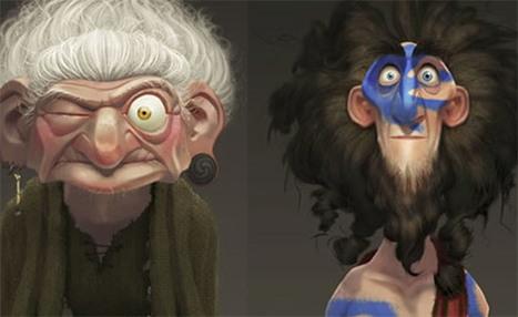 darci campioti: NOVA ANIMAÇÃO DISNEY / PIXAR: -- BRAVE -- | Animated... | Scoop.it