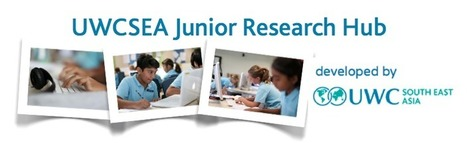UWCSEA Junior Research Hub | teaching with technology | Scoop.it