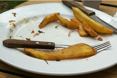 Is this the biggest chip in Gloucestershire? | No Such Thing As The News | Scoop.it