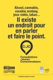Réédition de la campagne Consultations jeunes consommateurs | Fédération Addiction | | Santé et médias | Scoop.it