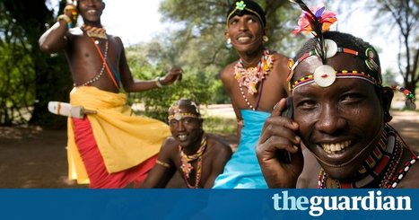 Africa calling: mobile phone revolution to transform democracies   IB GEOGRAPHY GLOBAL INTERACTIONS   Scoop.it