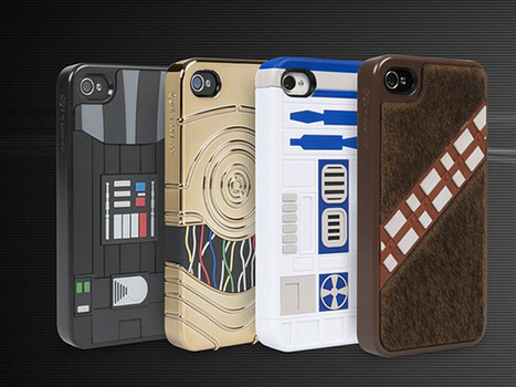 Official Star Wars iPhone Cases Strike Your Phone's Back | Conception | Scoop.it