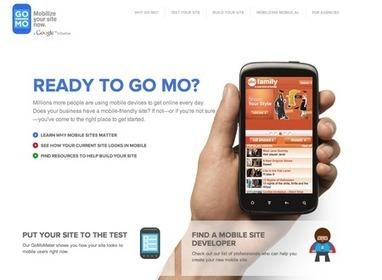 GoMo une initiative de Google !! Go Mobile…. | QRiousCODE | Scoop.it