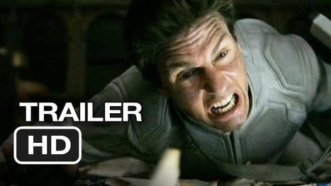 Oblivion: non aspettatevi un videogame... Anzi... | GOSSIP, NEWS & SPORT! | Scoop.it