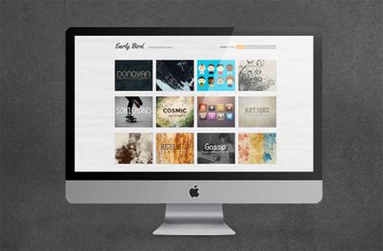 Early Bird – Simple One Page Portfolio HTML/CSS3 Template - Templatejedi   Web Template   Scoop.it