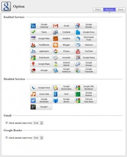 Accès instantané à tous les services Google, Terminal for Google | Ballajack | L'Univers du Cloud Computing dans le Monde et Ailleurs | Scoop.it