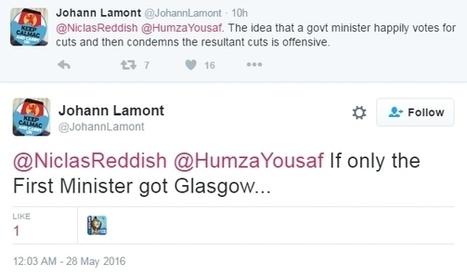 The impenetrable skulls   Politics Scotland   Scoop.it