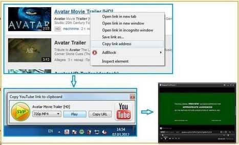 Lire les vidéos YouTube avec son lecteur multimédia grâce à SvpTube | Time to Learn | Scoop.it
