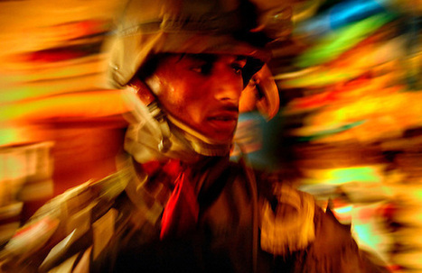 How Combat Photographer Stacy Pearsall Got One of Military's Highest Honors   What's new in Visual Communication?   Scoop.it