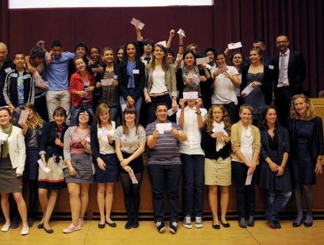 Les lauréats du concours  Sciences Po | Lycée Alain-Fournier, Mirande | Scoop.it