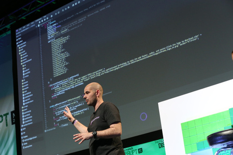 Codeanywhere, The Google Docs For Developers, Rocks Startup Alley At Disrupt NY | TechCrunch | Entrepreneurship & Startup Life | Scoop.it