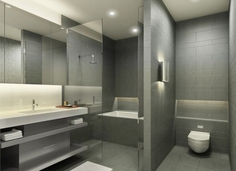 Reference of Bathroom Designs | Home Design | Scoop.it