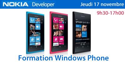 Formation Windows Phone à La Cantine Toulouse   La Cantine Toulouse   Scoop.it