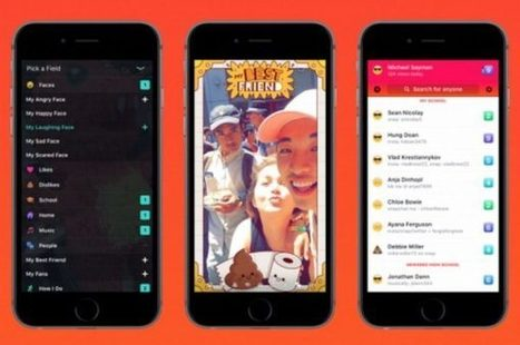 Facebook vs Snapchat: ecco l'app Lifestage  | KeliBlog | Social media culture | Scoop.it