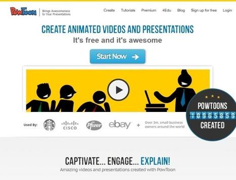 12 Tools To Create Powerful Presentations | Digital Media Technology ePortfolios | Scoop.it