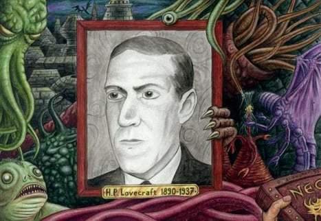 Encontrado el manuscrito perdido de Lovecraft, un estudio encargado por Harry Houdini   Acuario   Scoop.it
