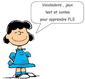 FLE en ESO: Cours pour apprendre le français de Léxique FLE | café français | Scoop.it