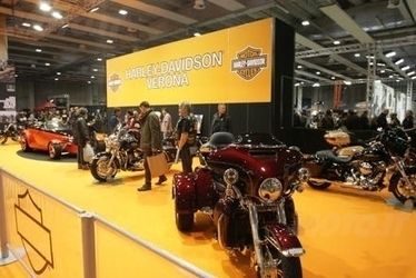 Silenia Gera: Motor Bike Expo 2014. Harley-Davidson con tutta la gamma moto... | La rivista del motociclista | Scoop.it