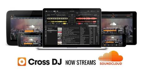 MixVibes Cross — now with Soundcloud | DJing | Scoop.it