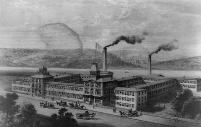 The factory model of schooling: Harry Webb | TELT | Scoop.it