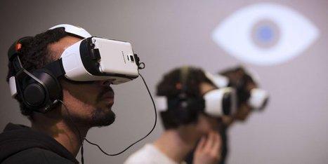 Réalité virtuelle, direct : comment les jeux vidéo bousculent les codes | Clic France | Scoop.it