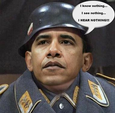 Obama&Holder:I know nothing....see nothing...hear nothing... | Littlebytesnews Current Events | Scoop.it