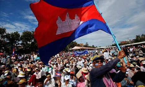 Cambodian election protests grip Phnom Penh | IB Global Politics | Scoop.it