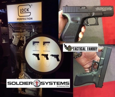 EXCLUSIVE GLOCK AIRSOFT PHOTOS FROM PARIS! - Soldier Systems Daily for Thumpy! | BGA Tactical Systems | Scoop.it