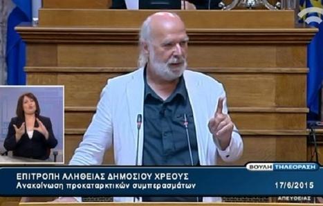 Bas les pattes du peuple grec ! Annulation de la dette ! | menfin utopiste | Scoop.it